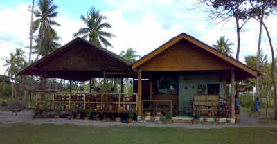 Seaside Restaurant (Front View)